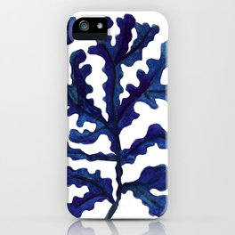 Sea life collection part I iPhone Case