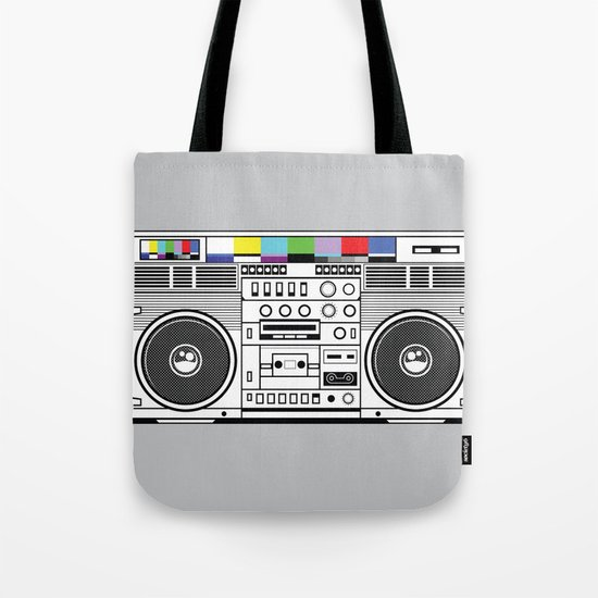 1 kHz #3 Tote Bag
