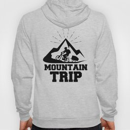 Mountain trip Hoody