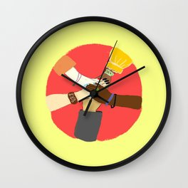 Sorority Wall Clock