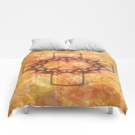 The Passion By Saribelle Rodriguez Comforters