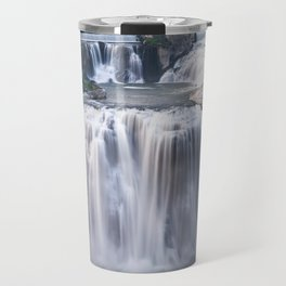 Shoshone Falls in Twin Falls, Idaho Travel Mug