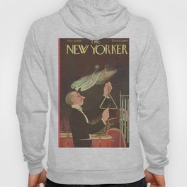 Vintage New Yorker Cover - Circa 1933 Hoody