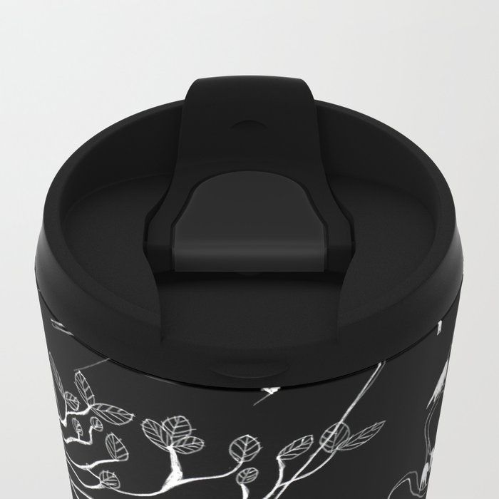 Perfect Imperfection (Inverted version) Metal Travel Mug