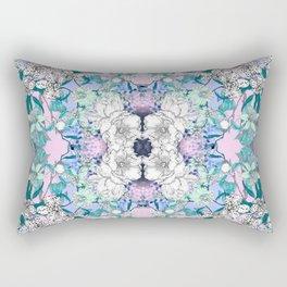 Lost In Paradise Rectangular Pillow