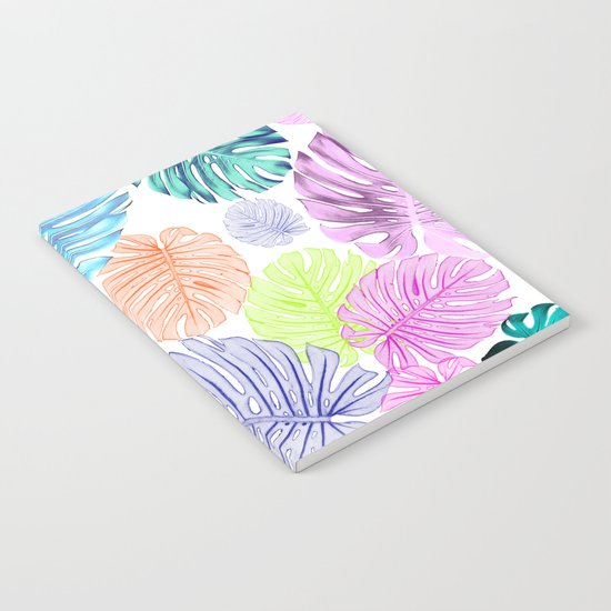Tropical abstract Notebook