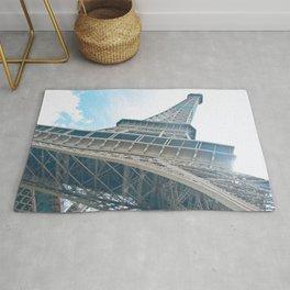 Eiffel Tower in Paris Rug