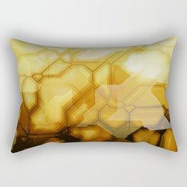 future fantasy dusk Rectangular Pillow