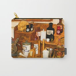 Old pharmacy Carry-All Pouch