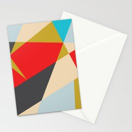 Celebrate Shapes  Stationery Cards