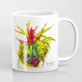 Tillandsia Streptophylla Air Plant Coffee Mug
