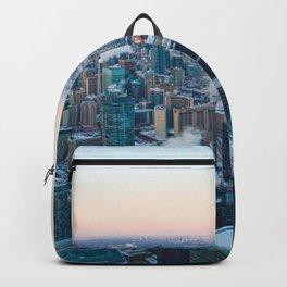 Toronto Sunset Backpack