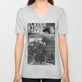 Mansa Musa Re-appropriates the Tools Unisex V-Neck