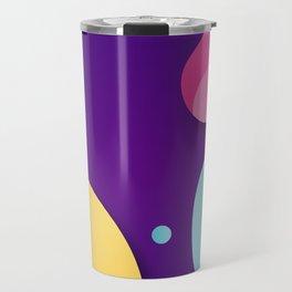 Modern Art Design Travel Mug