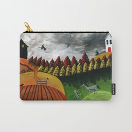 Hilly Haven Carry-All Pouch