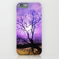 purple sunset iPhone 6 Slim Case