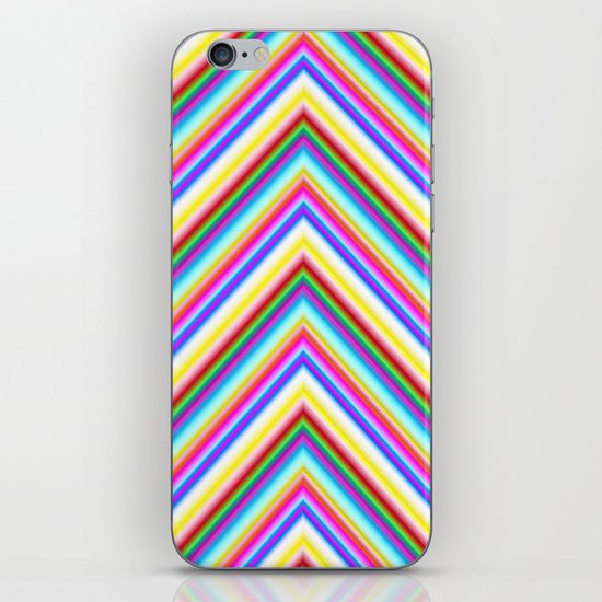 Chevron 8 iPhone & iPod Skin