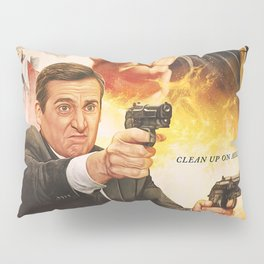 THREAT LEVEL MIDNIGHT MOVIE Pillow Sham