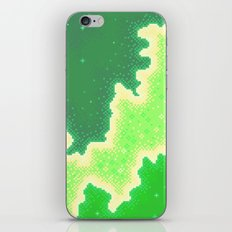 Peridot Universe iPhone & iPod Skin