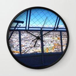 The Niagara Falls town Wall Clock