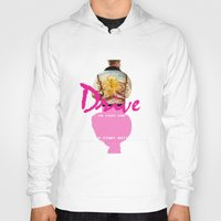 video game Hoodies featuring Drive Video Game by Simon Alenius