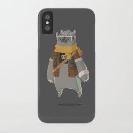 Timebear iPhone Case