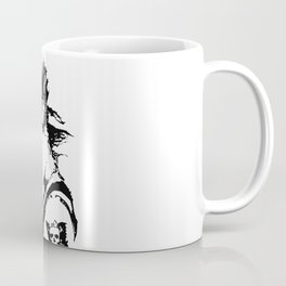Punk Girl Coffee Mug