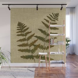 Ferns by Kathy Morton Stanion Wall Mural