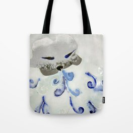 Creature of Air (The North Wind) Tote Bag