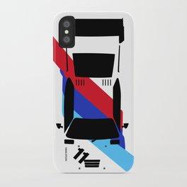 M1 iPhone Case
