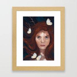 Litany of Four Framed Art Print