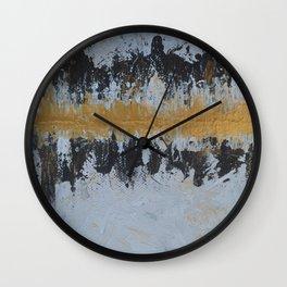 Paloma Dorada Wall Clock