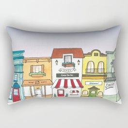 Shops Rectangular Pillow