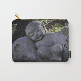 sleeping buddha Carry-All Pouch