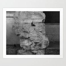 tectonic Art Print