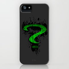 Green Question Mark Abstract iPhone 4 4s 5 5c 6, pillow case, mugs and tshirt Slim Case iPhone (5, 5s)