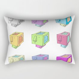 Cubeheds ( available for t-shirts ) Rectangular Pillow