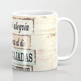 Normas de la casa Coffee Mug