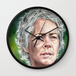 Carol Peletier Wall Clock