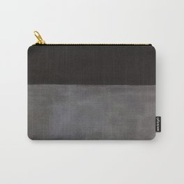 Mark Rothko Black on Grey Carry-All Pouch