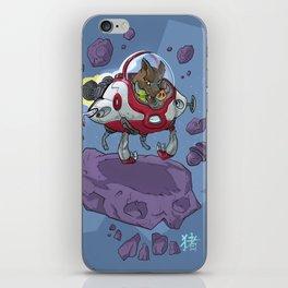 Astro Zodiac Force 12:  Boar iPhone Skin