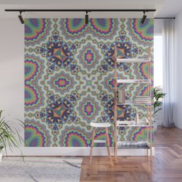 Ethereum Mosaic No1 Wall Mural