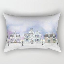 Vintage Row Vol2 Rectangular Pillow
