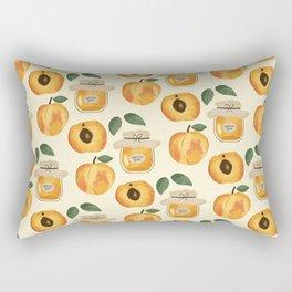 Apricot Jam Rectangular Pillow