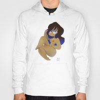 pinup Hoodies featuring Pinup 2015 by MissPaty