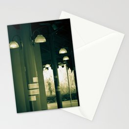 lights.. Stationery Cards