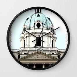 Old Church Wall Clock