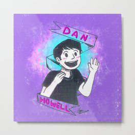 MoonIsNotOnFire Metal Print