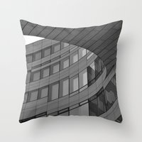 architecture Throw Pillows featuring Architecture by DuniStudioDesign