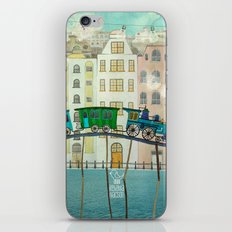 Little Train iPhone & iPod Skin